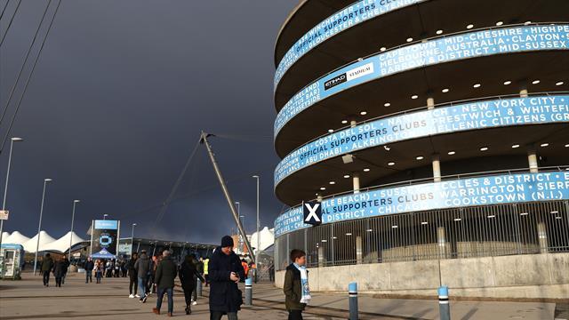 Manchester City anticipe une potentielle condamnation de l'UEFA et saisit le TAS