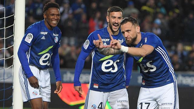 Strasbourg affrontera le Maccabi Haïfa ou Mura au deuxième tour préliminaire