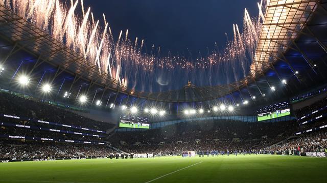 Tottenham post world-record £113m profit