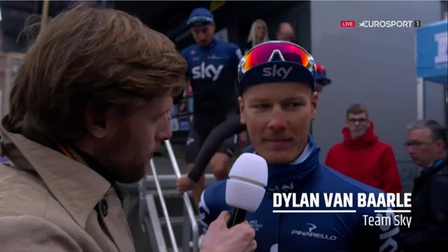 Face To Face | Wielrenner Dylan van Baarle