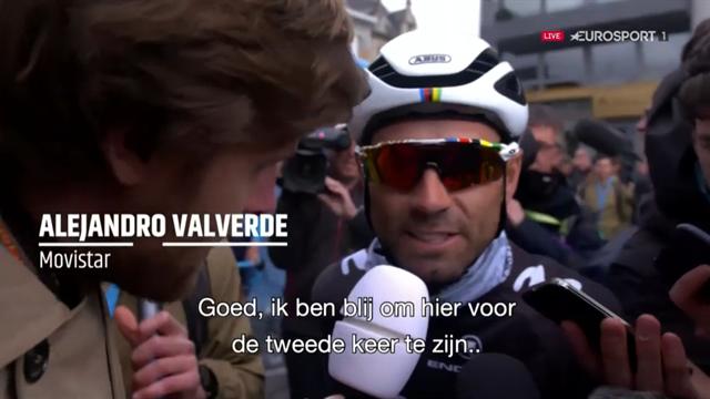 Face To Face | Alejandro Valverde