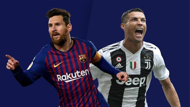 """Ronaldo loda Messi, ma... """"Io ho vinto la Champions con più club..."""""""