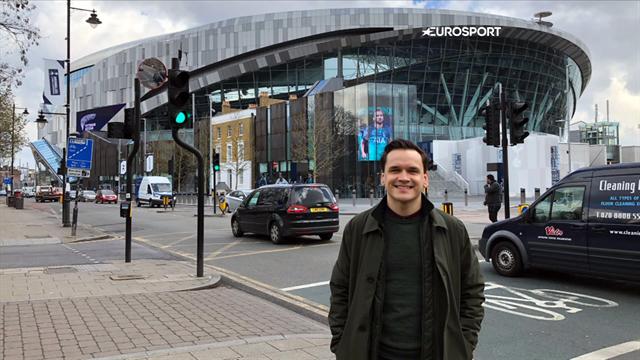 Reportage: Den stolte UFO i murstensland – da Tottenham vendte hjem