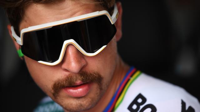 Sagan reacts to below-par form ahead of La Flèche Wallonne