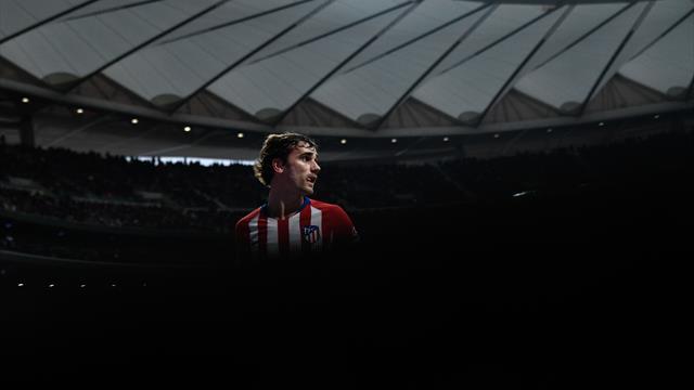 Griezmann va quitter l'Atlético !