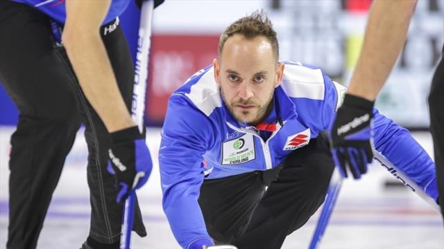 Play-off race thrown wide open in World Curling Championships