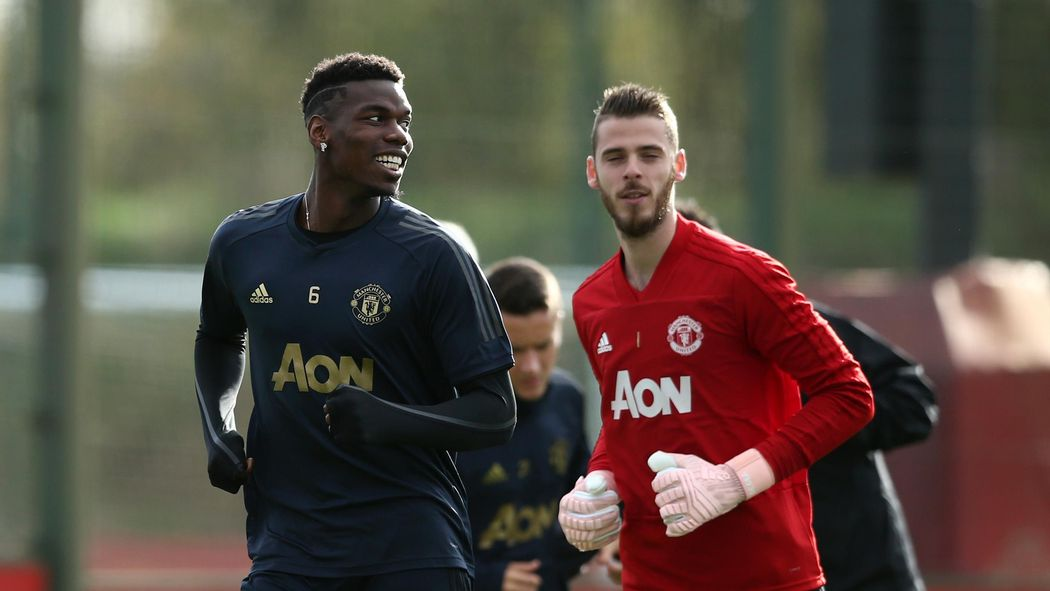c4cf9b4b391 Paper Round: Pogba wants £500,000-a-week to stay at Man Utd, PSG ready to  meet De Gea demands