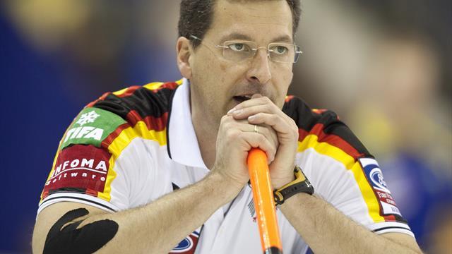 Dritter Sieg für deutsche Curler bei WM