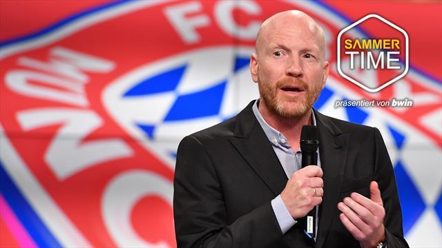 Sammer verrät: Darum sind die Bayern gegen den BVB im Vorteil