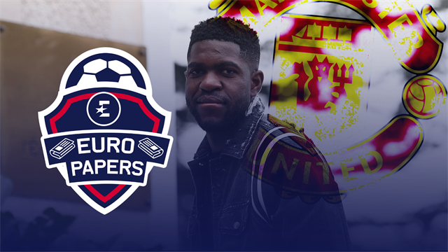 Euro Papers: Umtiti's United talks damage relationship with Barcelona