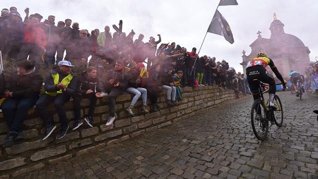 Flaman ulusal bayramı: Ronde van Vlaanderen