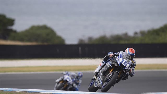 Suivez le GP d'Aragon de Superbike et Supersport en direct sur Eurosport 2 et Eurosport Player