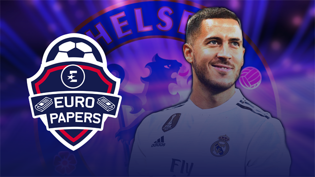 Euro Papers: Chelsea line up Hazard replacement