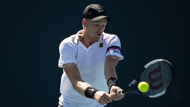 Edmund powers into New York Open semi-finals