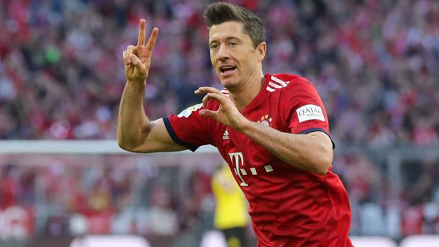 Le pagelle di Bayern Monaco-Borussia Dortmund 5-0: Lewandowski killer, Hummels super