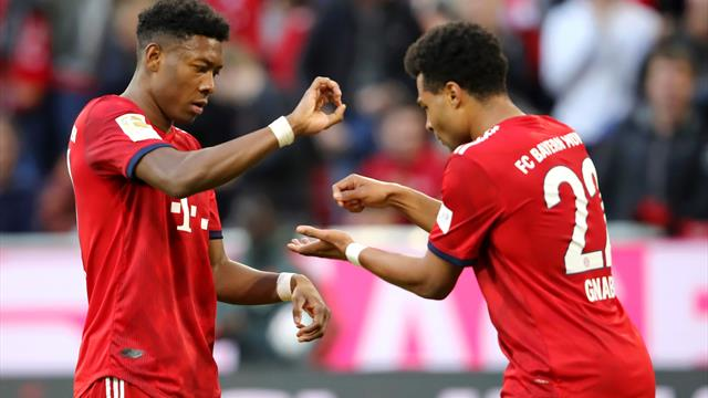 Fans and players react as 'perfect' Bayern destroy Dortmund