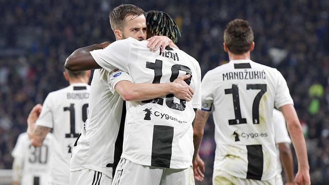 Le pagelle di Juventus-Milan 2-1: Pjanic cambia il match, che errori di Bonucci e Musacchio