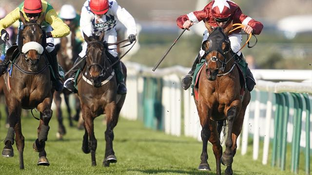 Tiger Roll wins a second successive Grand National at Aintree