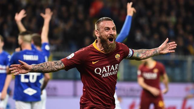 De Rossi dice addio alla Roma: contro il Parma sarà la sua ultima partita in giallorosso