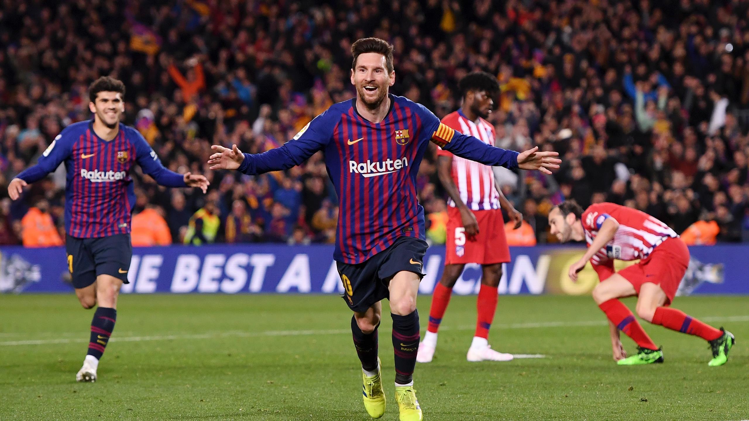 Футбол- чм лига испания