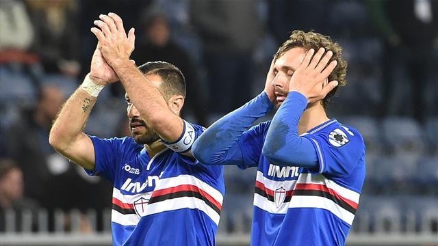 Le pagelle di Sampdoria-Roma 0-1: De Rossi una certezza, Schick meglio tardi che mai