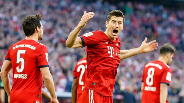 Aufstellungen: Kovac setzt auf BVB-Bezwinger - James auf der Bank
