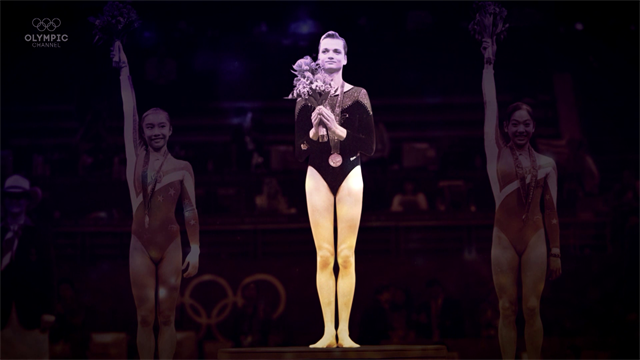 Legends Live On - Svetlana Khorkina: Diva, innovator, 7-time medallist