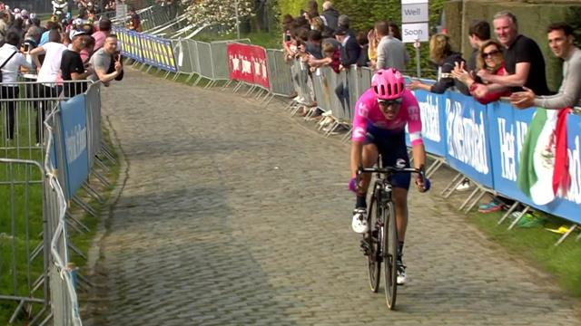 Watch the decisive attack that set up Bettiol's Flanders victory