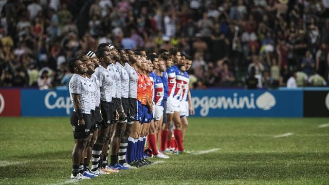 Rugby a 7, le Fiji vincono le World Series di Hong Kong: la Francia si arrende in finale