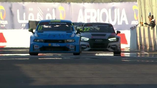 WTCR Marokko: finish race 3