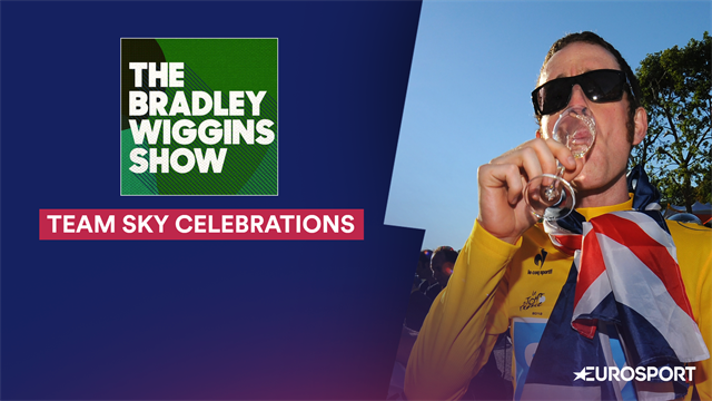 'No being sick on the Champs-Elysees at 3am' - Wiggins on drinking at Team Sky