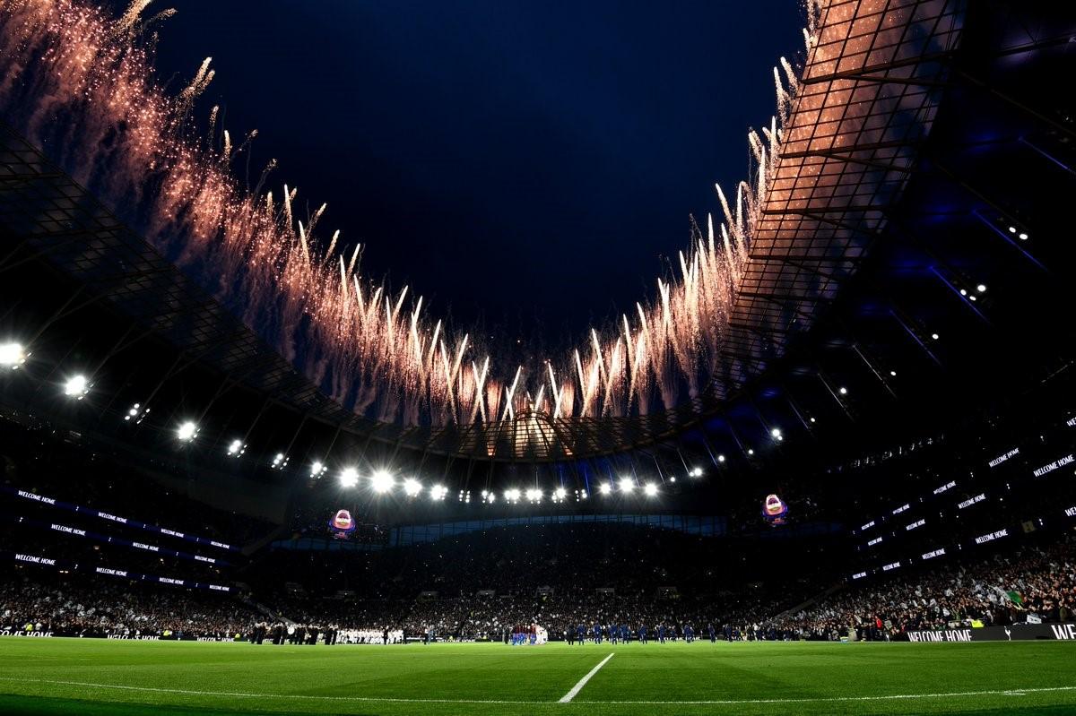 Tottenham yeni stadyum