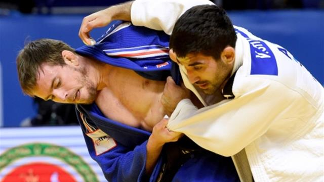 Georgia show strength in medals from men's competitions at IJF Antalya Grand Prix