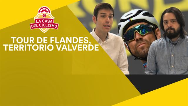 La Casa del Ciclismo: Flandes, nuevo territorio Valverde y la salvajada de Van der Poel