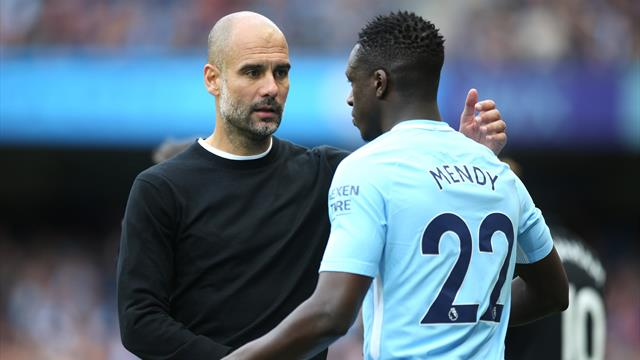 """Guardiola : """"Nous avons besoin de Mendy"""""""