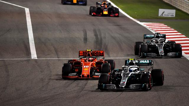 Neue Formel-1-Regeln: 2019 war erst der Anfang
