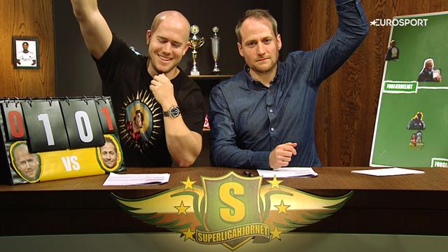 SuperligaHjørnet med Simo & Høygård, Afsnit 2