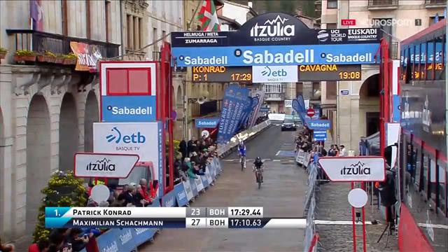 Ronde van het Baskenland - etappe 1