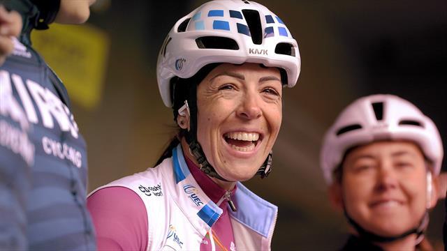 Marta Bastianelli di Lariano ha vinto il Giro delle Fiandre femminile