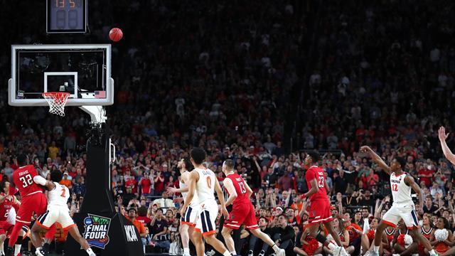 Final-Krimi mit Overtime: Die Highlights vom Kampf um die NCAA-Krone