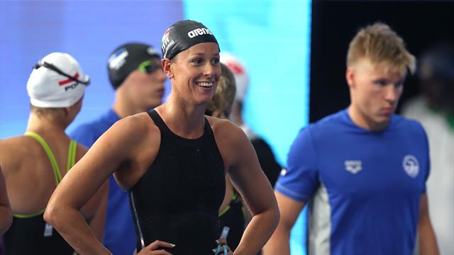 """Federica Pellegrini: """"Ai Mondiali e alle Olimpiadi gareggio per divertirmi"""""""
