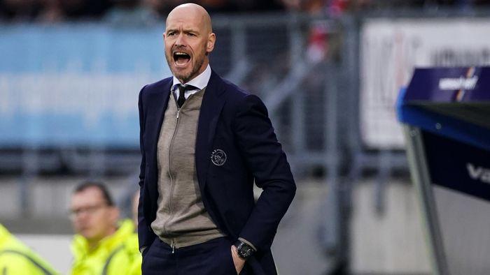 Fc Bayern Erik Ten Hag Macht Sich Fur Bayern Interessant