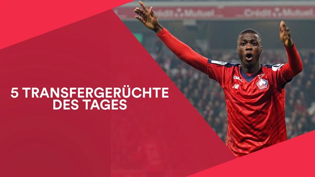 Es wird konkreter: Bayern Favorit bei Nicolas Pépé