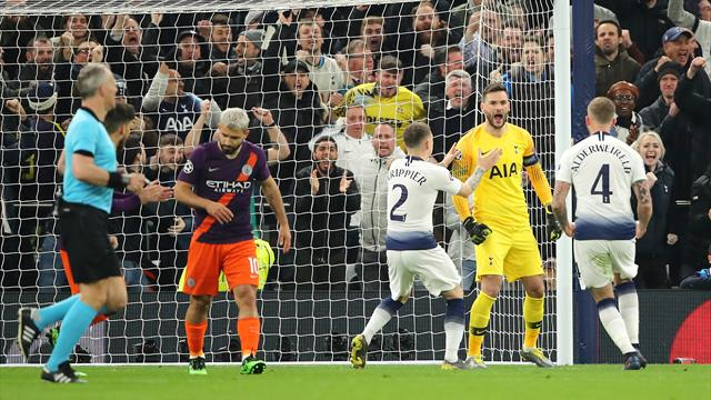 'Access denied' - Lloris saves penalty to give Spurs 'justice'