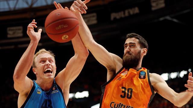 Final Eurocup, Valencia Basket-ALBA Berlin: A un triunfo de la gloria (89-75)
