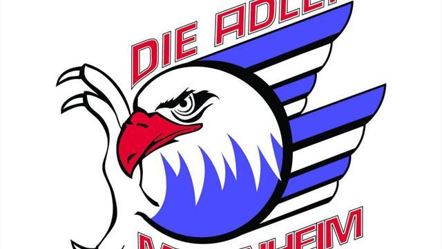 Adler Mannheim stehen im DEL-Finale