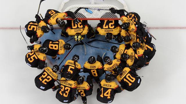 Eishockey-Frauen verpassen Gruppensieg - Viertelfinale gegen Kanada