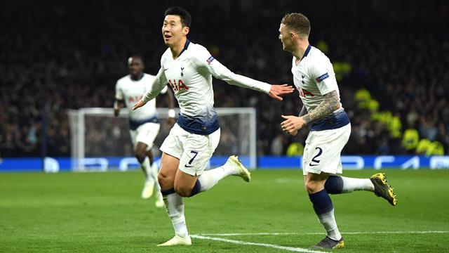 Tottenham a connu tous les frissons