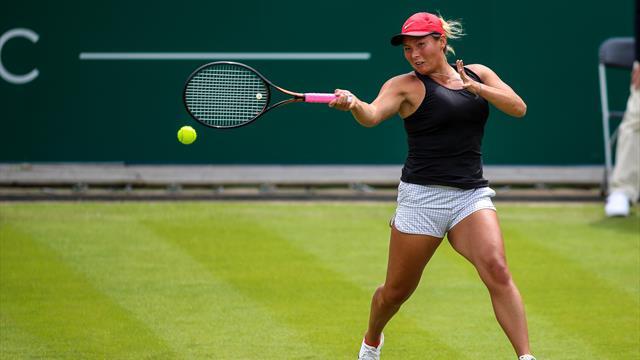 Trotz 0:6, 0:5 noch gewonnen: Wahnsinns-Comeback im Tennis