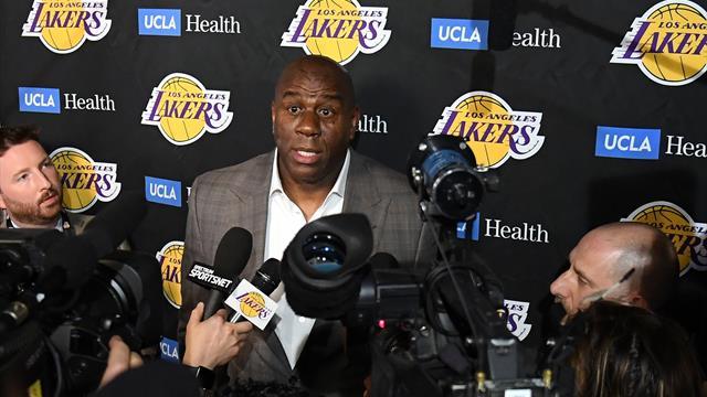Magic explique son départ des Lakers par